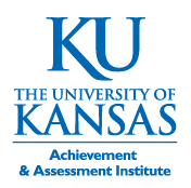 In partnership with the Center for Assessment and Accountability Research and Design at the University of Kansas.