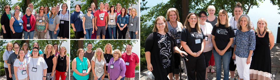 2016 Participating Teachers
