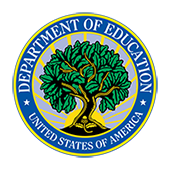 In partnership with the United States Department of Education.